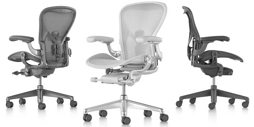 Build Quality and Design of Herman Miller Classic Aeron Task Chair