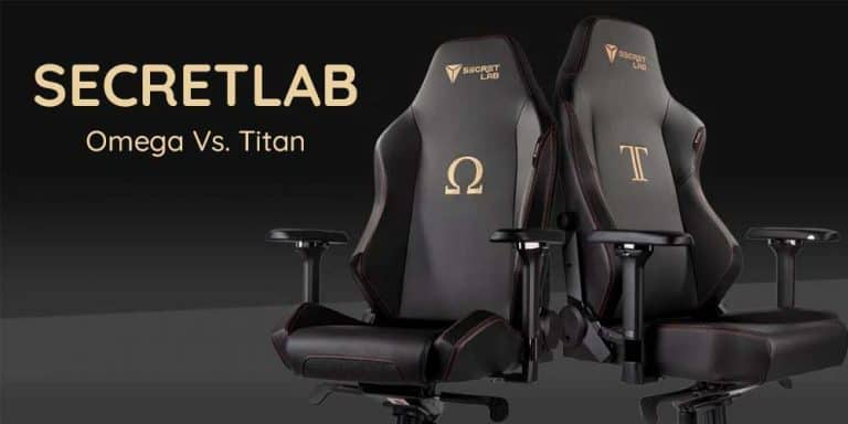 Secretlab Omega Vs. Titan: Which Gaming Chair Should you go for?