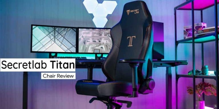 Secretlab Titan (2020 Series) Review: What Should You Expect?