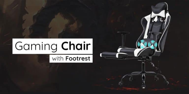 Best Gaming Chairs with Footrest – Reviews and Buyer's Guide