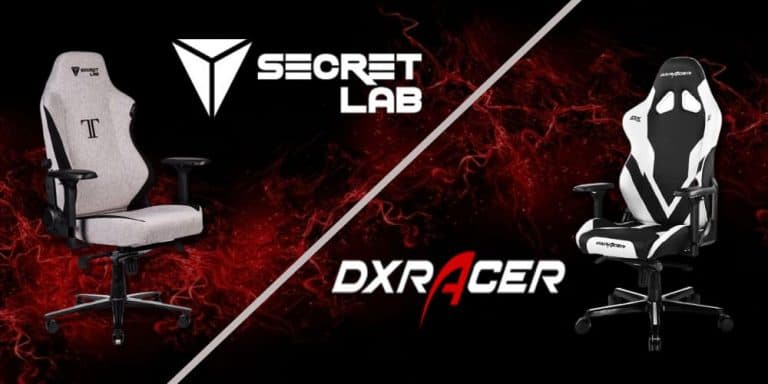 DxRacer Vs Secretlab: Who Makes the Best Gaming Chairs?