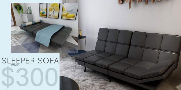Best Sleeper Sofa Under 300
