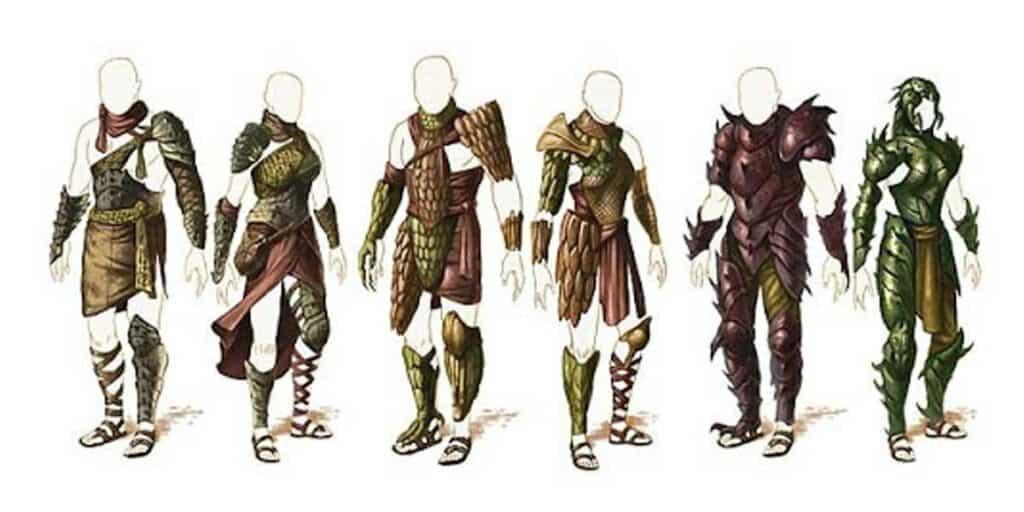 DND 5e Armor Enhancement