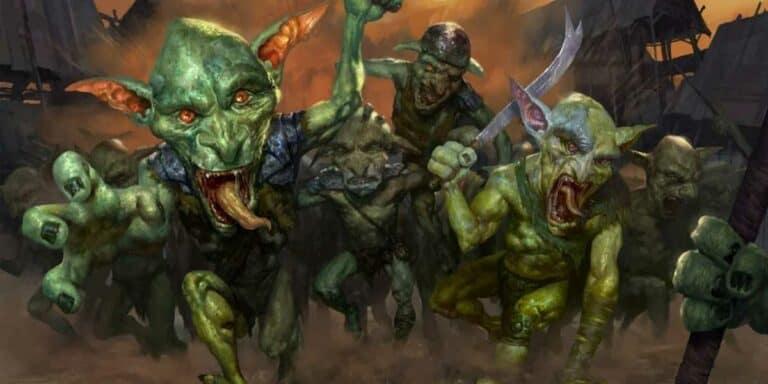 Goblins in DnD & Goblin Traps