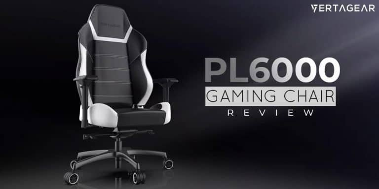 Vertagear PL6000 Gaming Chair Review