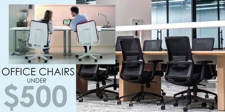 Best Office Chair Under 500