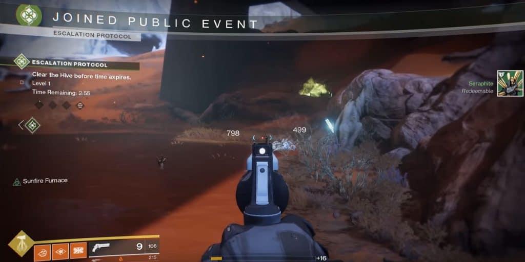 How To Start Escalation Protocol In Destiny 2?