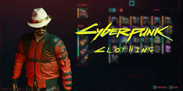 Legendary Clothing In Cyberpunk 2077