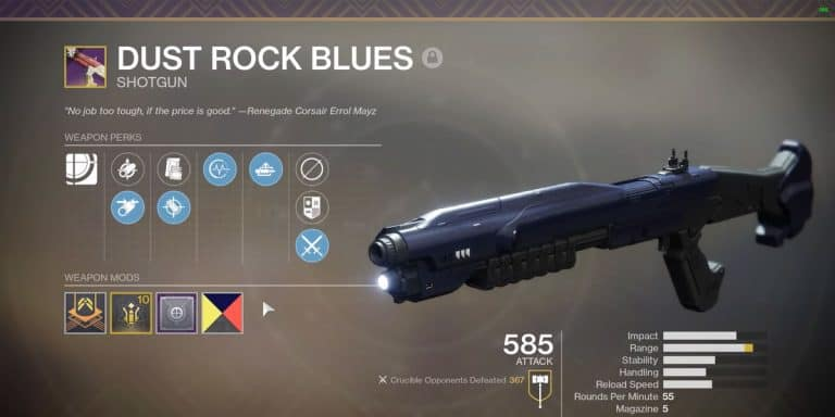 How To Get Dust Rock Blues In Destiny 2?
