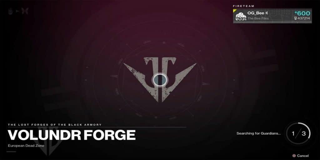Unlock VolundrForge