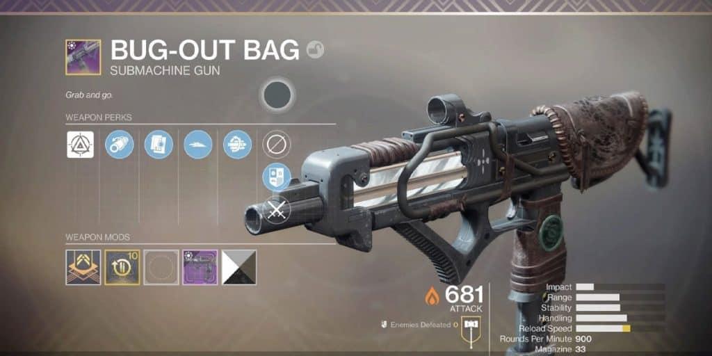 Bug-Out Bag