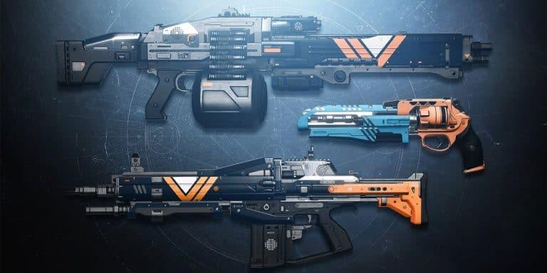 Destiny 2 Nightfall Loot Rewards And Weapon Schedule