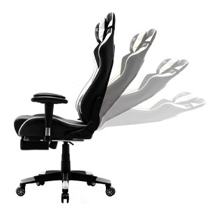 Ficmax Massage Gaming Chair Review