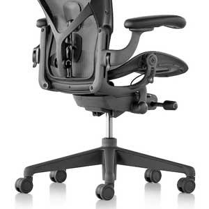 Herman Miller Aeron Chair Wheels