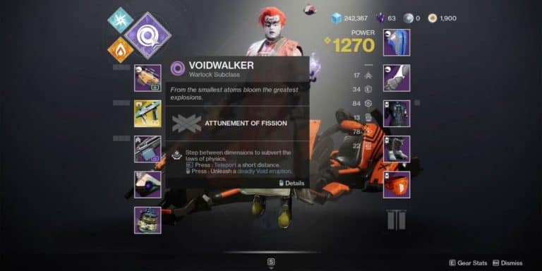 How to Know The Currently Active Elemental Burn In Destiny 2?