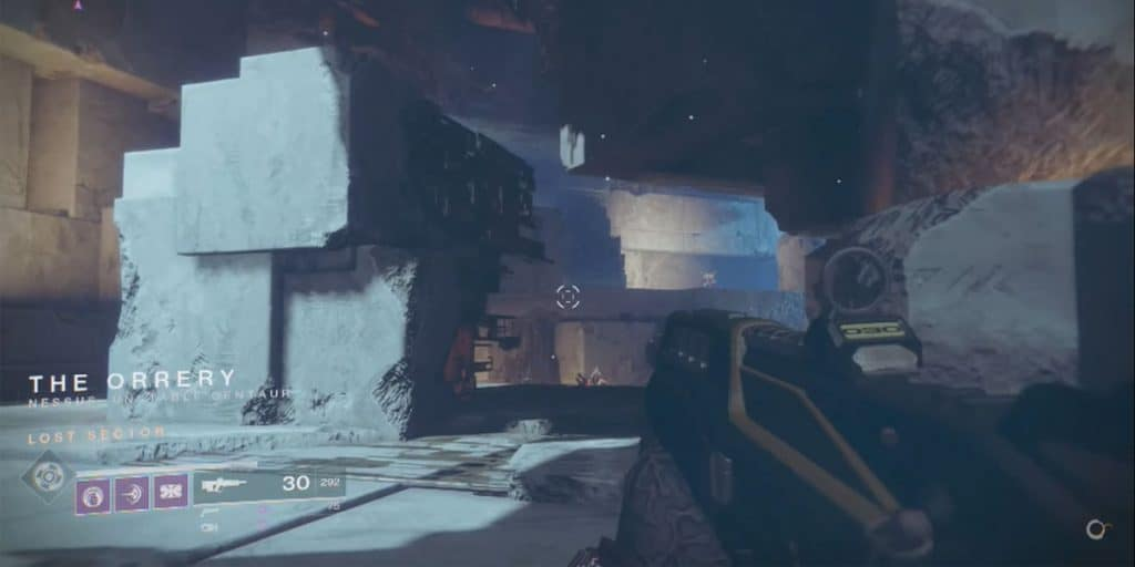Nessus Lost Sector