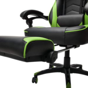 Respawn 110 Gaming Chair Lumbar Support Feature