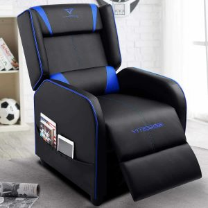 VIT Racing Style Recliner Gaming Chair for PS4