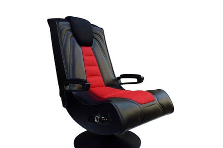 X Rocker Ace Casual Extreme III 2.1 Pedestal Video Gaming Chair