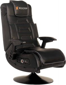 X Rocker Pro Series 2.1 gaming chair for PS4