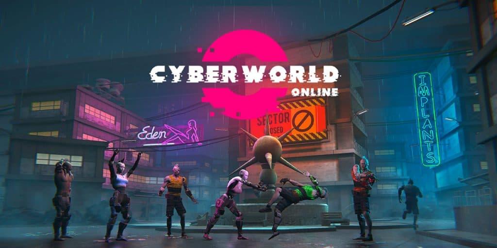 Cyberworld Online