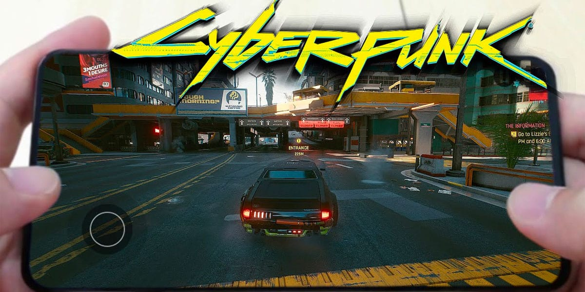 Games like Cyberpunk 2077 for Android