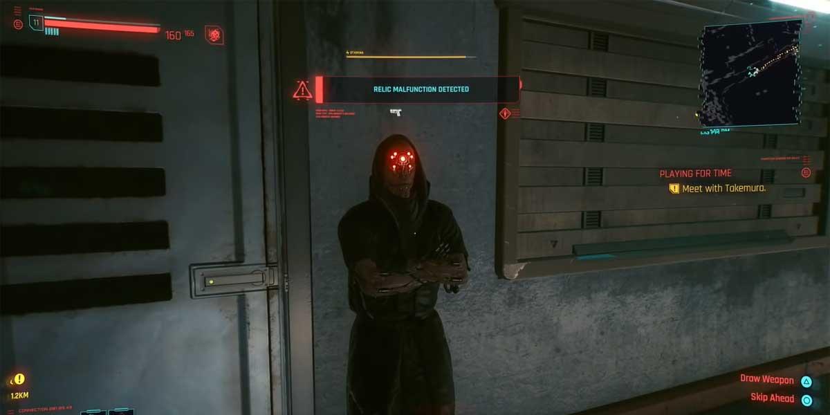 How To Access Secret Maelstrom Merchant Location In Cyberpunk 2077?