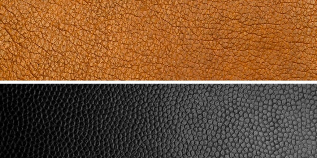 How To Differentiate Between Genuine And Faux Leather?