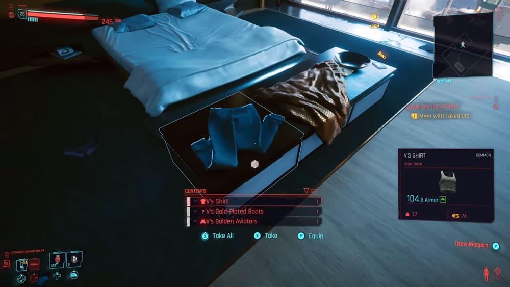 What Can You Find Inside V's Secret Mansion