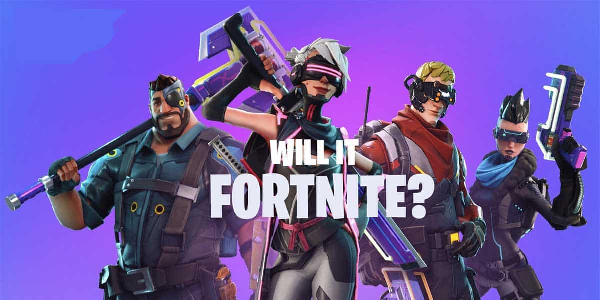 Check If Your Android Smartphone Is Powerful Enough To Run Fortnite