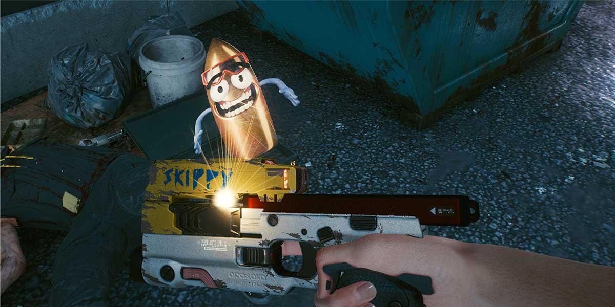 "How To Get ""Skippy"" In Cyberpunk 2077"