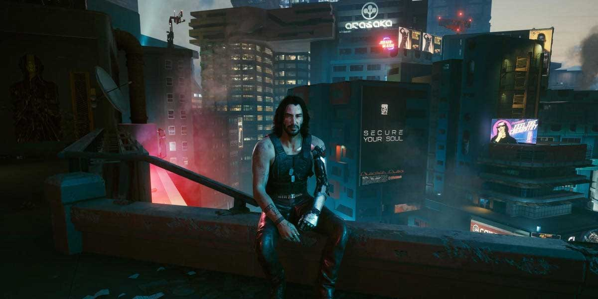 How To Get The Secret Ending In Cyberpunk 2077