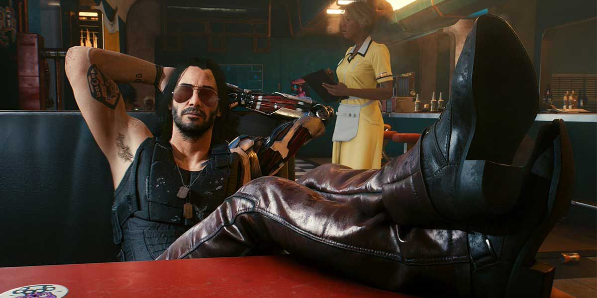 How to Get Johnny Silverhand's Iconic Jacket, Gun, and Car In Cyberpunk 2077