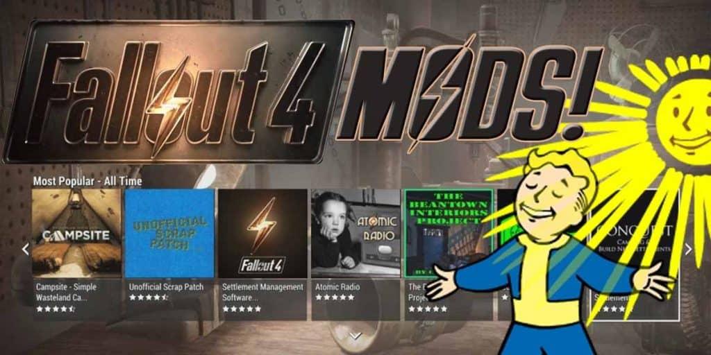 Fallout 4 Bethesda Mods