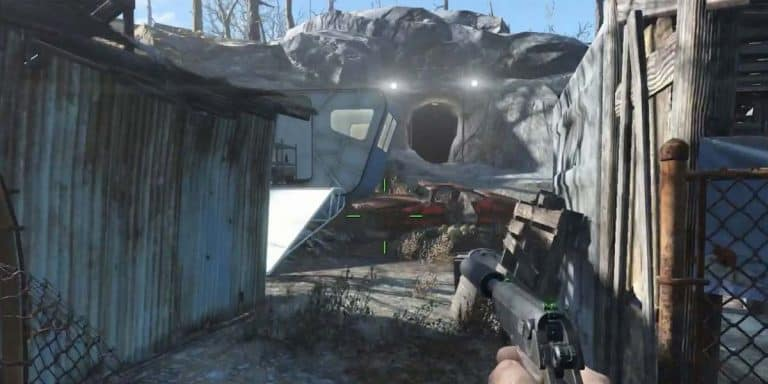 How To Start Hole In The Wall In Fallout 4? | Side Quest Guide