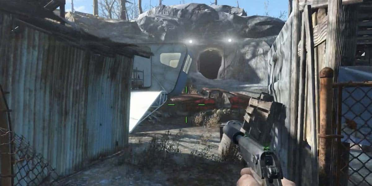 How To Start Hole In The Wall In Fallout 4