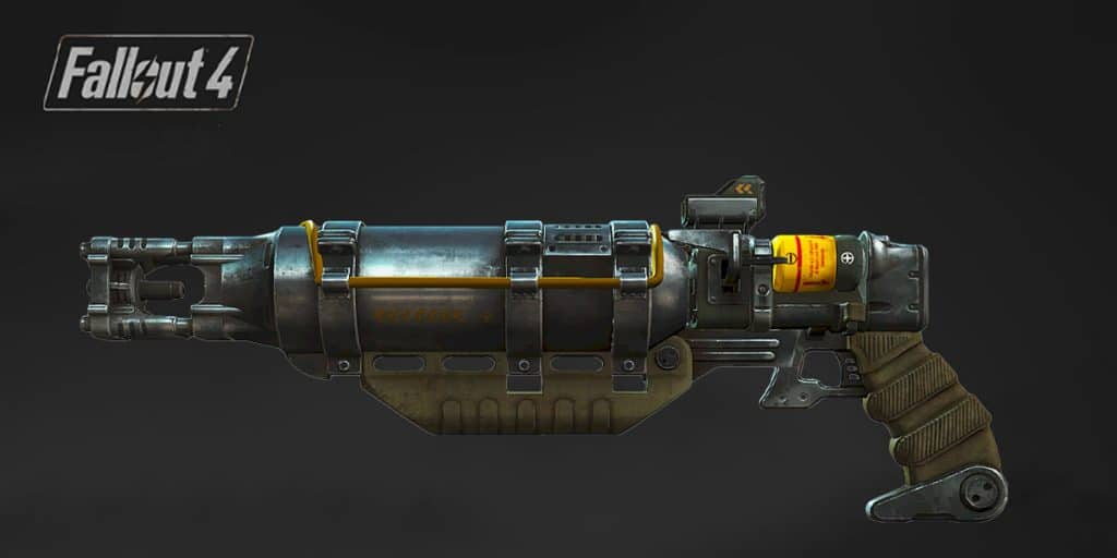 Survivor Special Laser Pistol Fallout 4