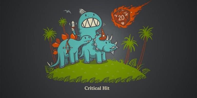What Is A Critical Hit 5e?